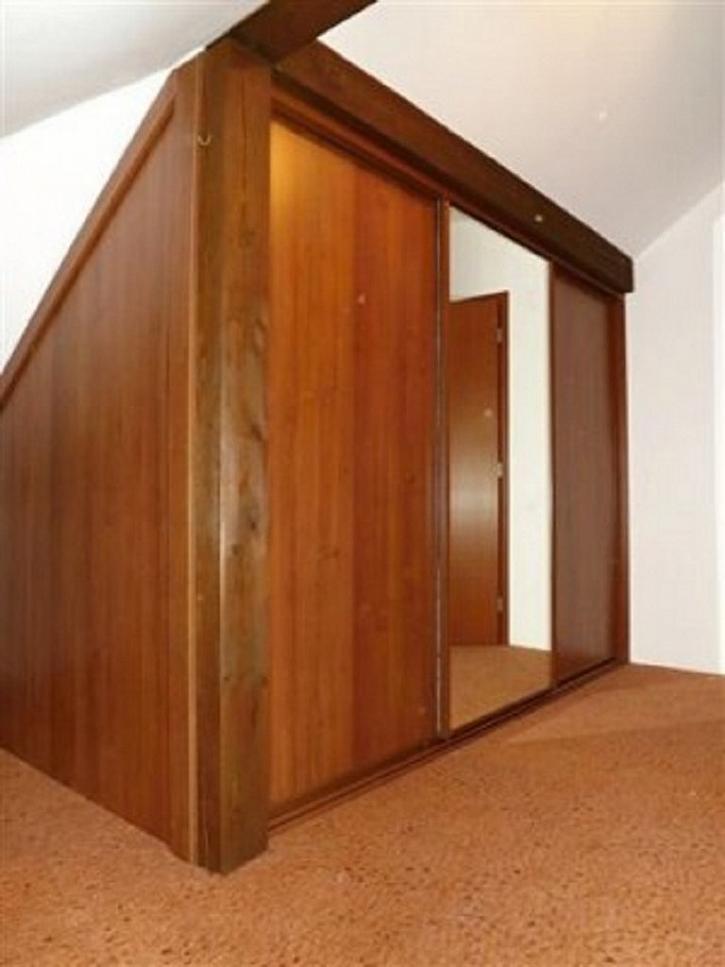 Atypické řešení atypického prostoru pro moderní podkroví