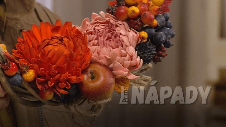 Chryzantémy z pěnové gumy: Květiny, které neuvadnou