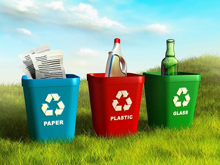Základním kamenem každé ekologické domácnosti je třídění odpadu