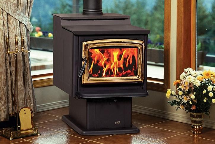 S2400 Medium - Líbilo by se vám non-stop topení s přikládáním po 9 hodinách? Tato kamna vám to nabídnou, navíc s dvojím spalováním. Zdroj: fajri.cz