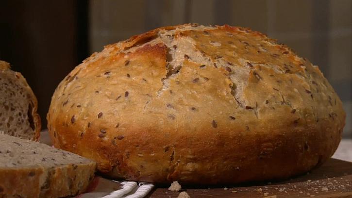Recept na skvělý domácí chléb