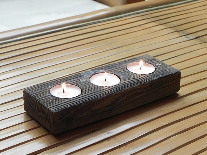 Tip na originální svícen od firmy Beton Brož