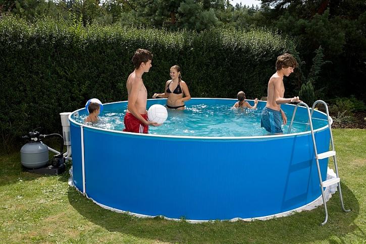Bazén bez chemie? Neobejde se