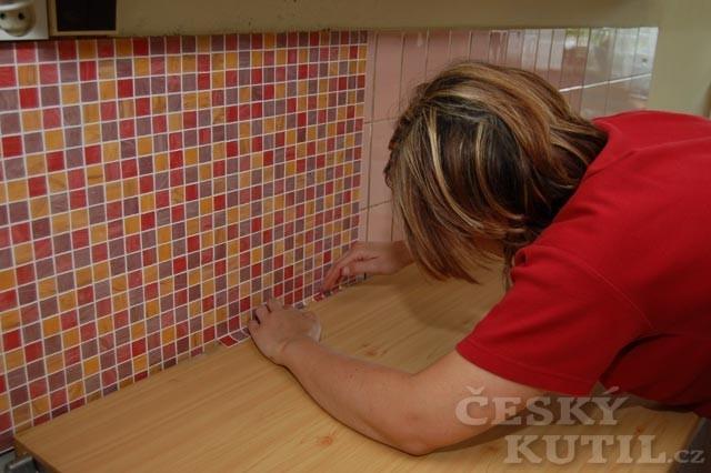 Renovace kuchyně - 2 díl