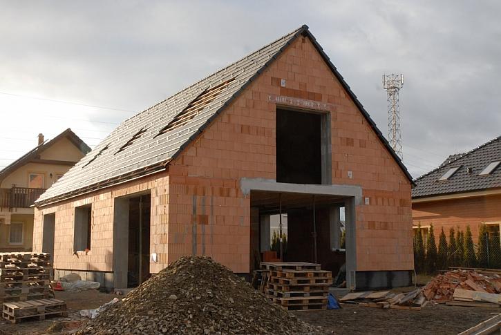 Na počátku nízkoenergetický a postupně pasivní dům