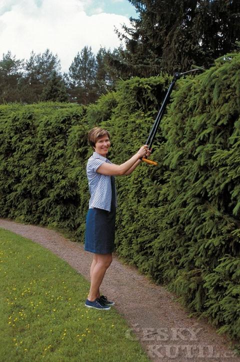 Univerzální zahradní teleskopické nůžky