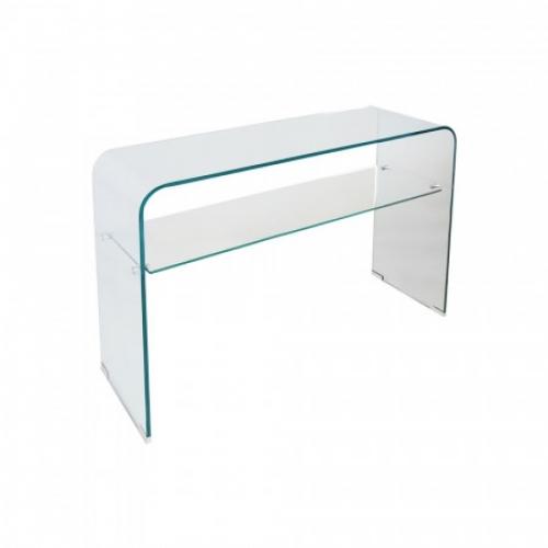 Odkládací stolek sklo