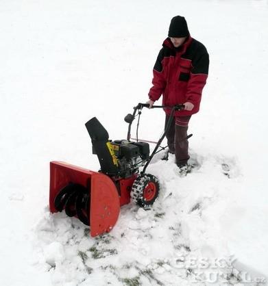 Sněžná fréza PSF-500/6,5