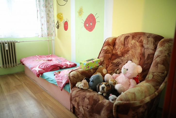 Proměna bytu pro babičku a dvojčata v pěstounské péči