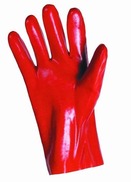 Bez rukavic zbytečně riskujete