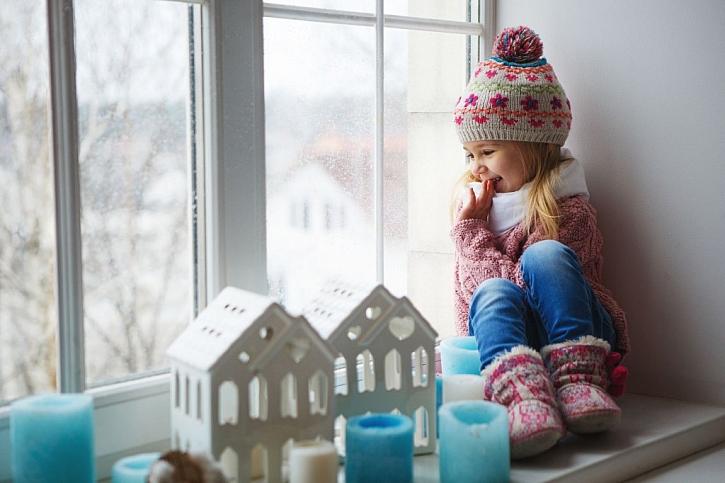 Čištění oken nejen po vánoční výzdobě