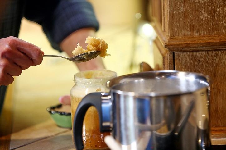 Lžíce medu