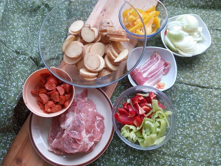Živáňská je pokrmem slovenské kuchyně