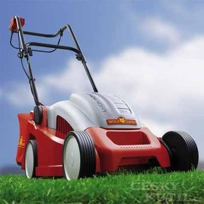 Kvalitní sekačky trávu nepoškodí