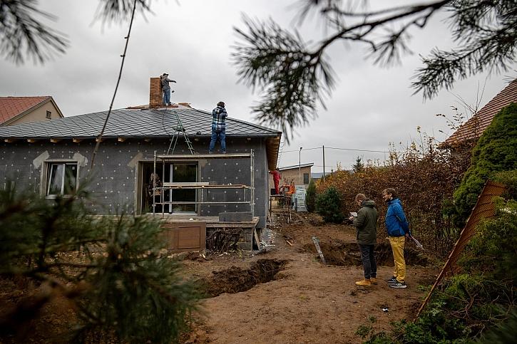 V 7.dílu Online stavebního deníku budou Fachmani řešit dešťovou vodu