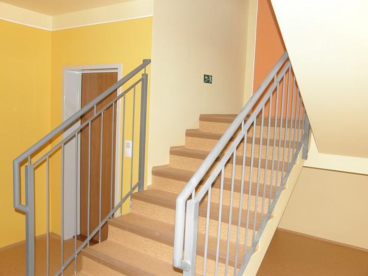 Obložení schodiště