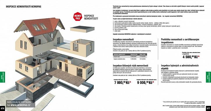 Katalog Stavebnin DEK jako manuál na stavbách