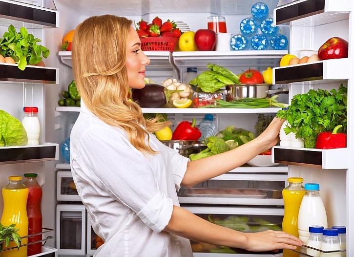 Údržba ledničky přehledně a jednoduše – nejen pro začínající hospodyňky (Zdroj: Depositphotos)