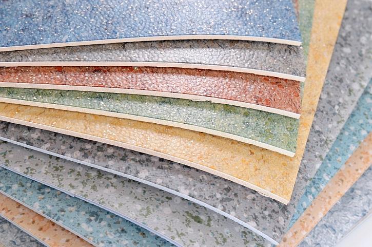 PVC podlahy díky nabízí širokou škálu barev, vzorů i povrchové úpravy