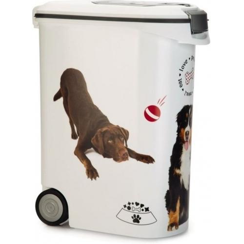 CURVER kontejner na suché krmivo 20kg pes (03906-L29)
