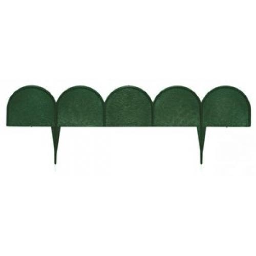 GARDEN LINE obrubník 10m, zelená