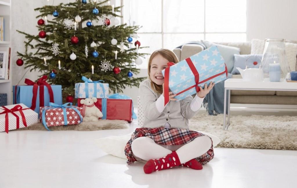 Tipy na balení vánočních dárků