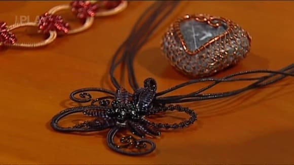 Výroba dekorací z drátků