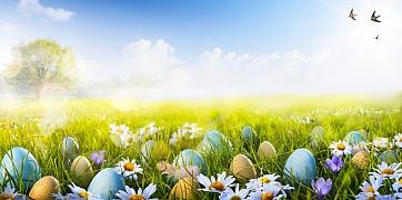 Velikonoce nejsou jen pomlázky a kraslice, je to také mnoho různých tradic a zvyků