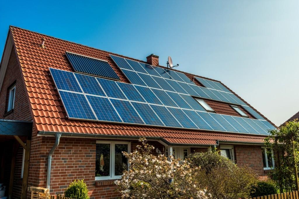 Obnovitelné zdroje energie pro rodinný dům