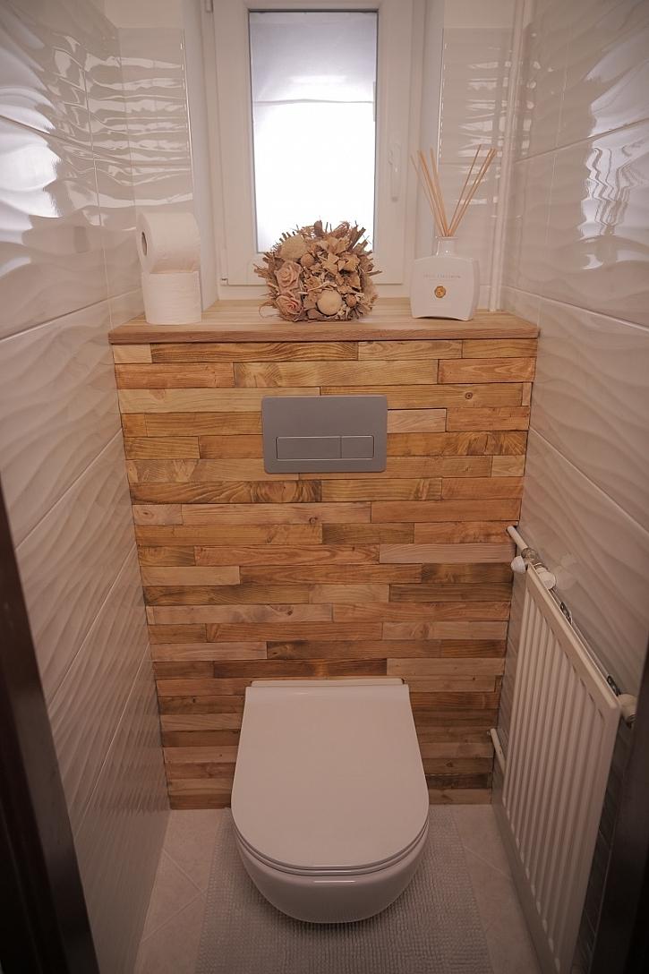 Nový záchod