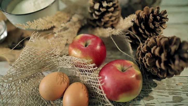 Vajíčka a jablíčka