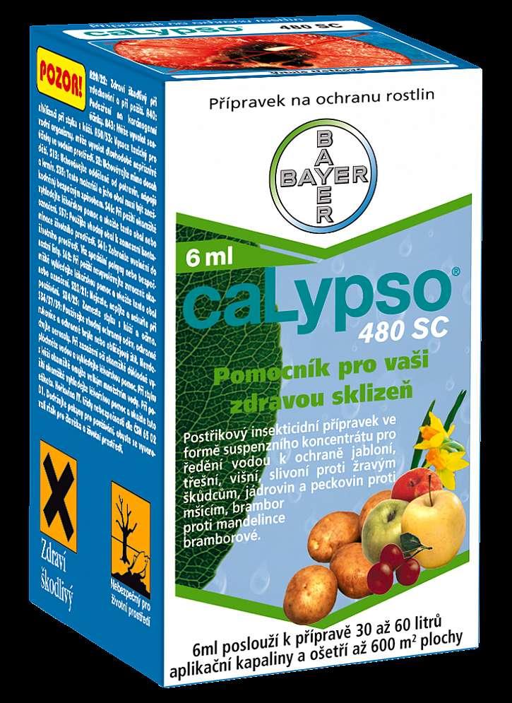 Postřikový přípravek Calypso