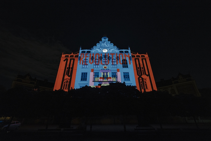 16. Lyčkovo náměstí - studio ILLO