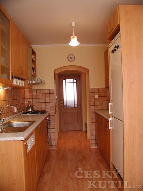 4. Kuchyň s obývacím pokojem dohromady nebo zvlášť