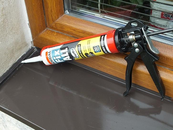 ... Fix ALL Turbo použijte i zvenku okna