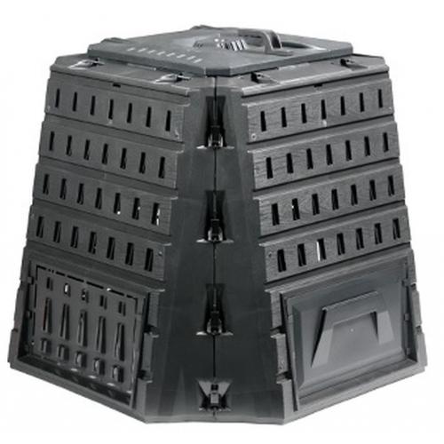 PROSPERPLAST BIOCOMPO 500L Kompostér černý
