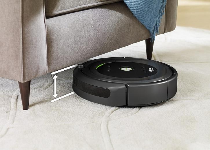 Objevte novinku mezi robotickými vysavači: Roomba 681