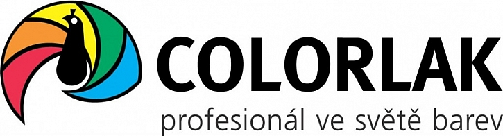 Logo COLORLAK, a.s.