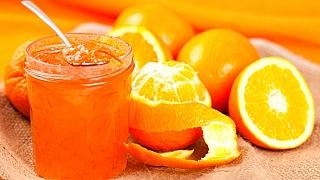 Zavařování v zimě? Proč ne! Zkuste domácí pomerančovou marmeládu