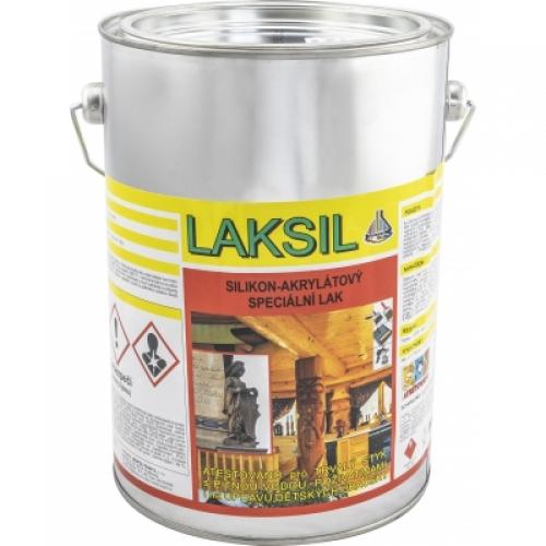 Biopol Laksil Lesk univerzální bezbarvý lak pod vodu, 3,5 kg