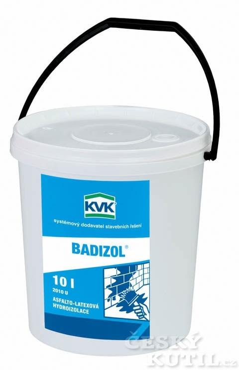 KVK stavební chemie: hydroizolační přípravky