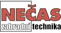 Logo NEČAS - zahradní technika