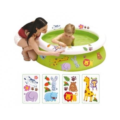 VETRO-PLUS Bazén s obtisky 51JL017120NPF