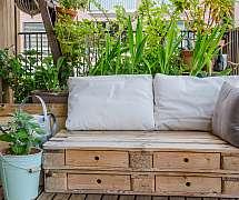Tipy na oživení terasy a balkonu zajímavými doplňky