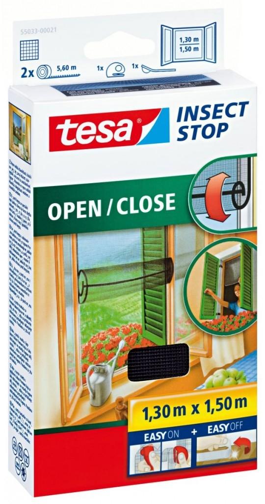 Otevírací síť proti hmyzu