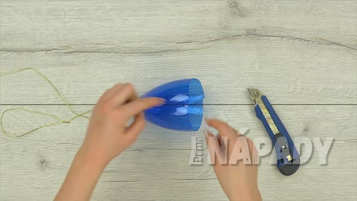 Prima chranič na prsty z pet lahve