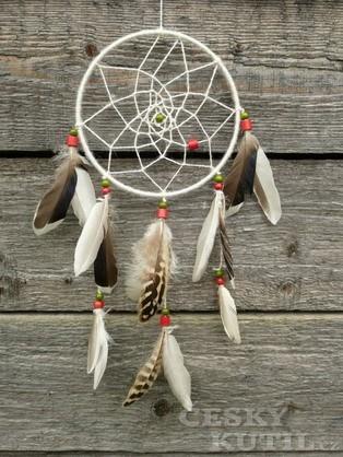 Indiánský lapač snů (Zdroj: PePa)