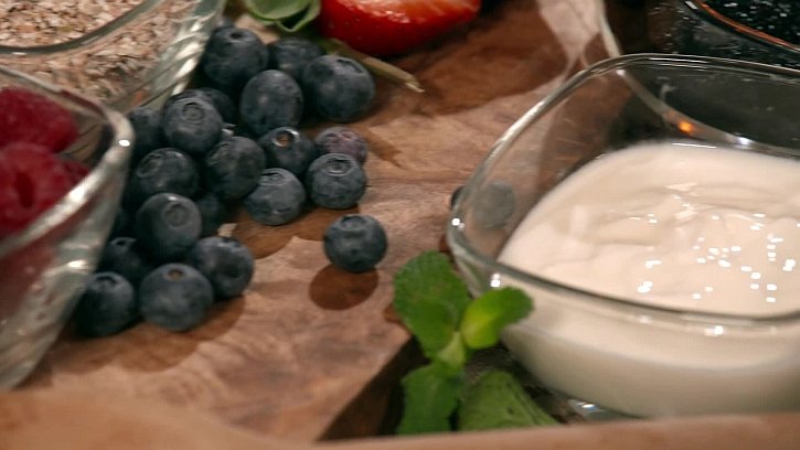 Jogurt se živou kulturou