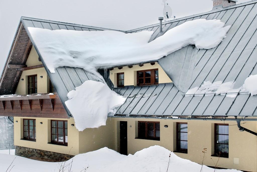 Prověřte svou nemovitost dřív, než ji prověří opravdová zima!