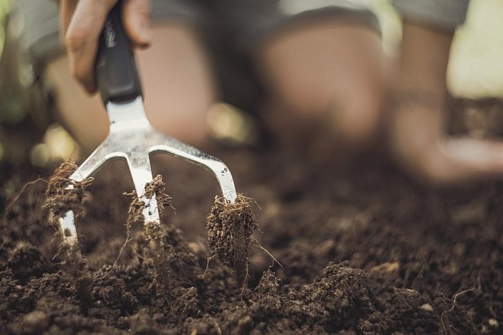 Dokonalé nakypření půdy v záhonu i v květináči zajistí kultivátor Xact
